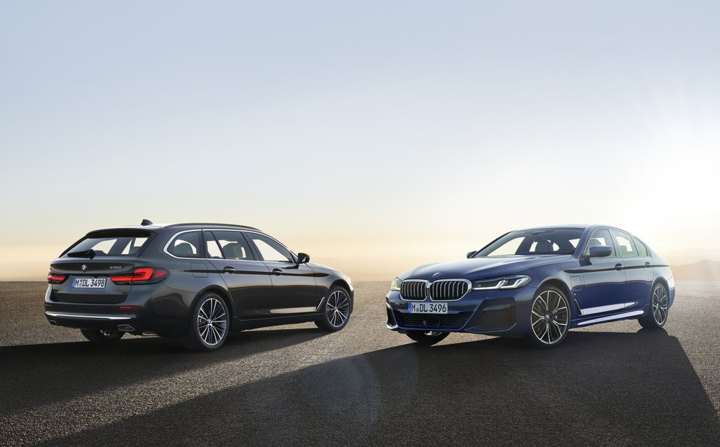 BMW 5 Series Sedan (G30) /Touring (G31) ...
