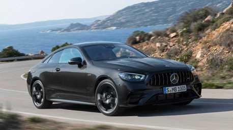 動力與科技更新!賓士小改款E-Class Coupe、Cabriolet與AMG E53 Coupe連袂發表