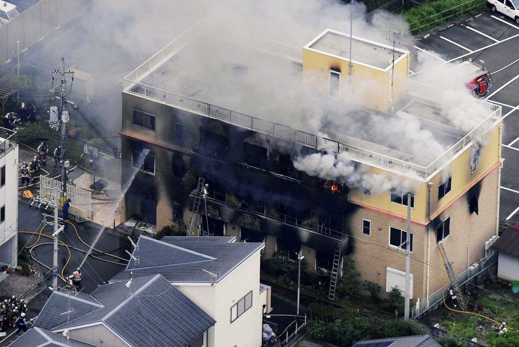 京阿尼縱火慘案發生於2019年7月18日,當時41歲的青葉真司,前往位於京都伏見...