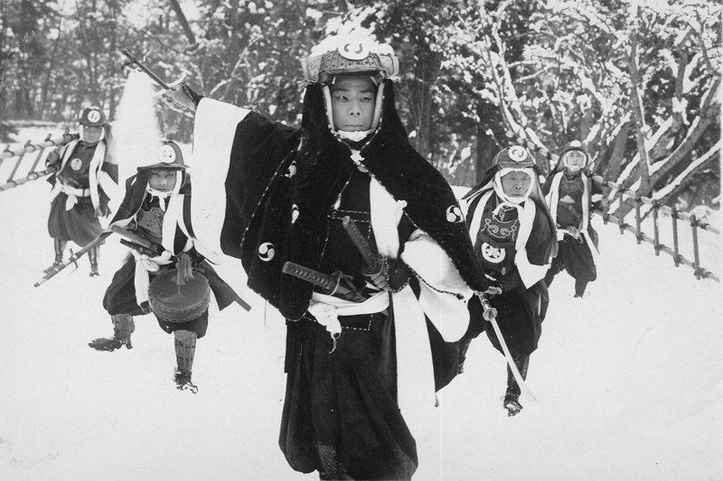日活的時代劇,產生了日本電影史上第一位超級巨星尾上松之助。 圖/維基共享