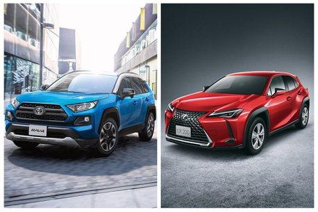 令和元年最「硬」的新車!日本JNCAP測試Toyota RAV4、Lexus UX皆上榜