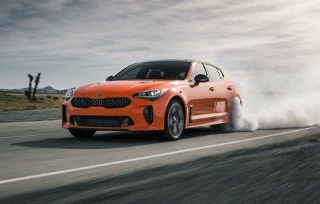 否認停產傳言後 Kia將打造全電能動力的Stinger轎跑車?