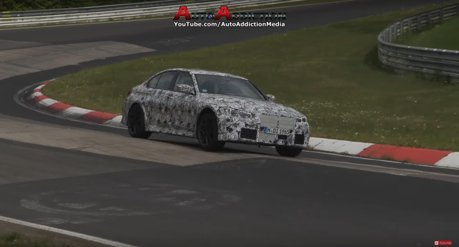 影/綠色地獄間諜照大豐收! 新世代BMW M3、Audi RS3、Golf R全入鏡!