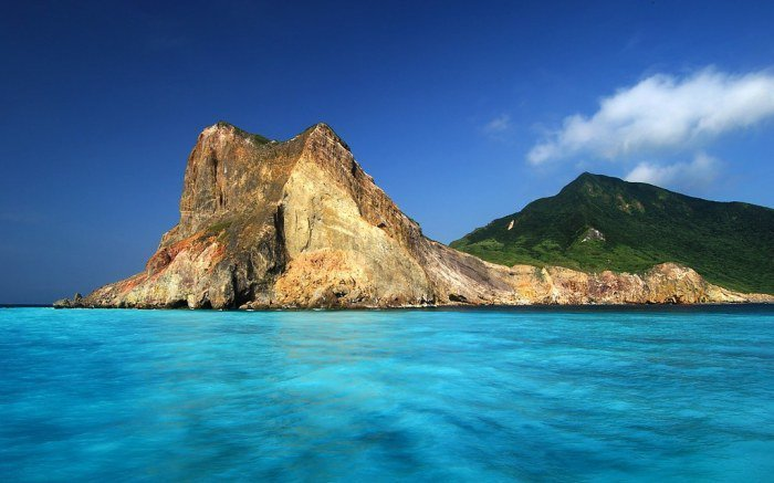 龜山島。 圖/ Flickr