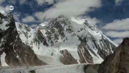 新冠肺炎疫情影響了尼泊爾的登山業。圖/德國之聲