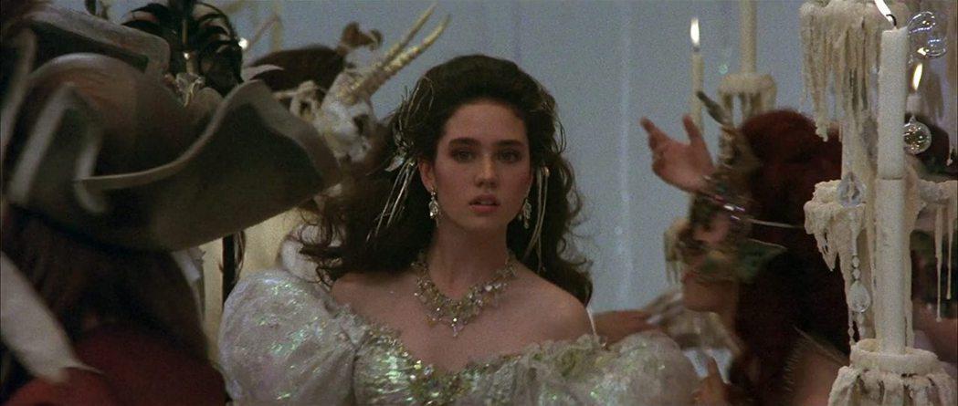 「魔王迷宮」由珍妮佛康納莉主演。圖/摘自imdb