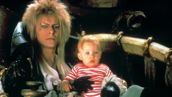 大衛鮑伊在「魔王迷宮」扮演魔王。圖/摘自imdb