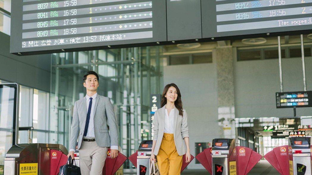 台灣高鐵公司推出旅運振興方案,旅遊、通勤、學生、會員等各種客群均享超值優惠。圖/...