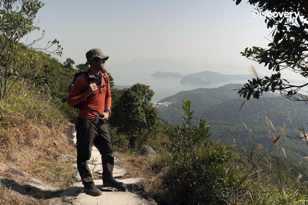 被選為「全球20大夢想行山徑」的麥理浩徑,沿途可以欣賞到香港原始壯麗山林。圖/香...