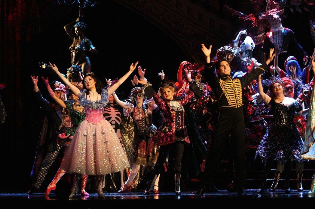 「歌劇魅影」11月將4度來台。圖/寬宏藝術提供