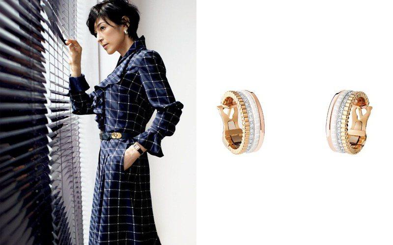 近期因為日劇翻拍,重新讓六七年級生熱議的日本女星鈴木保奈美,近期再度登上日本時尚雜誌,一展知性與時代魅力。圖 / 翻攝自ig、合成照片。