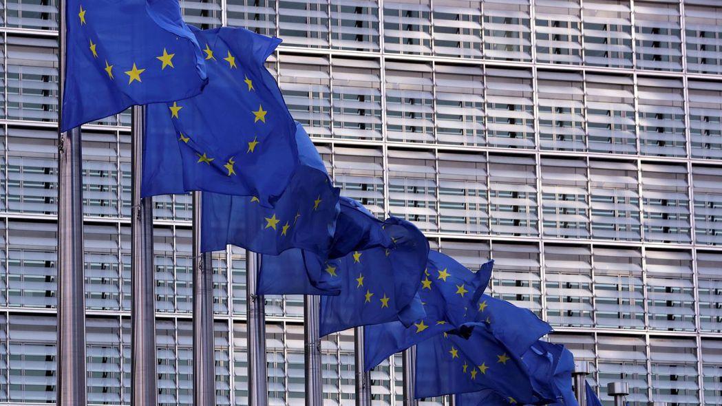 歐洲執委會總部。歐新社