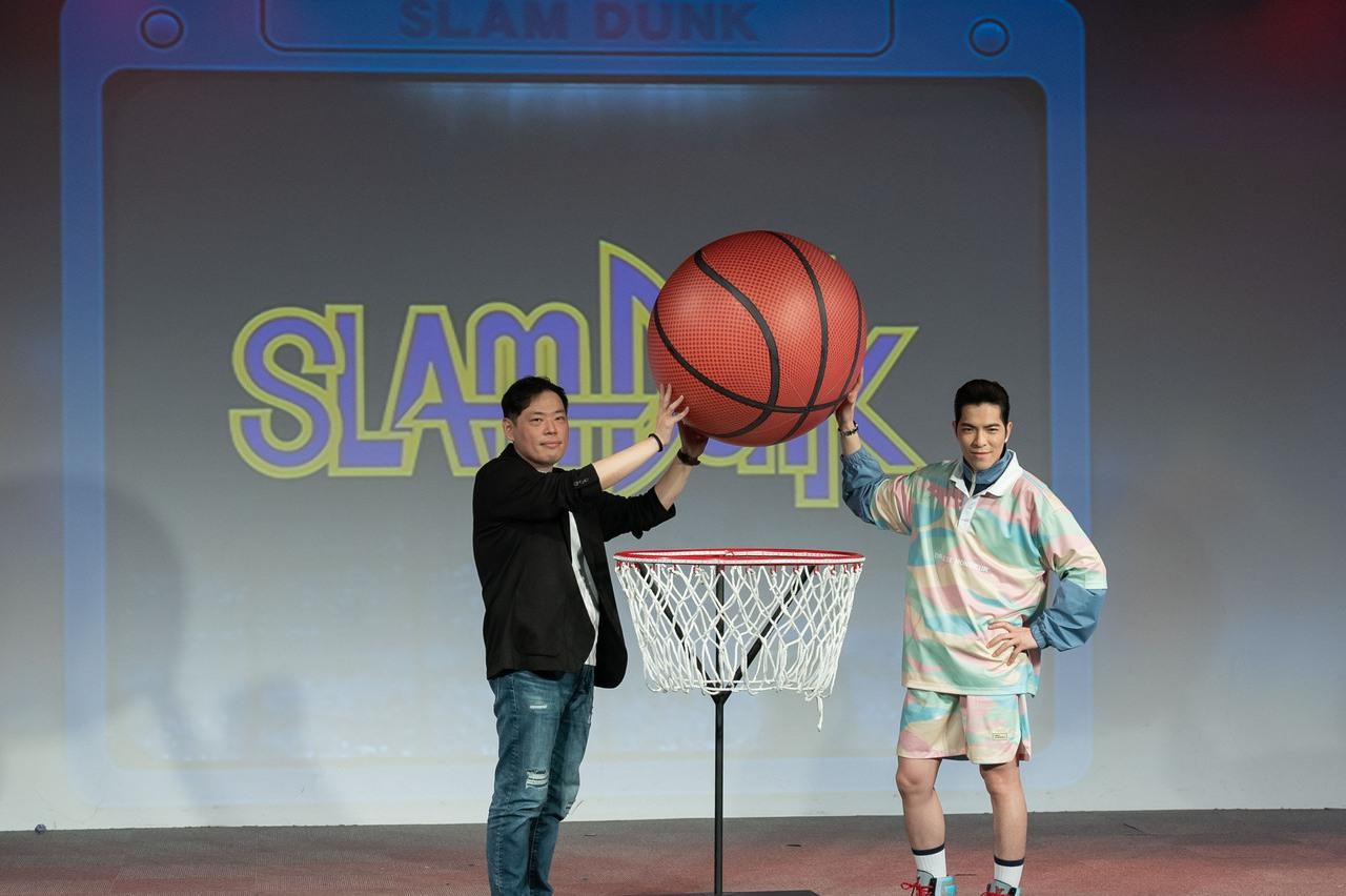 蕭敬騰帶你打球!《灌籃高手 SLAM DUNK》手遊上陣   科技娛樂   數位