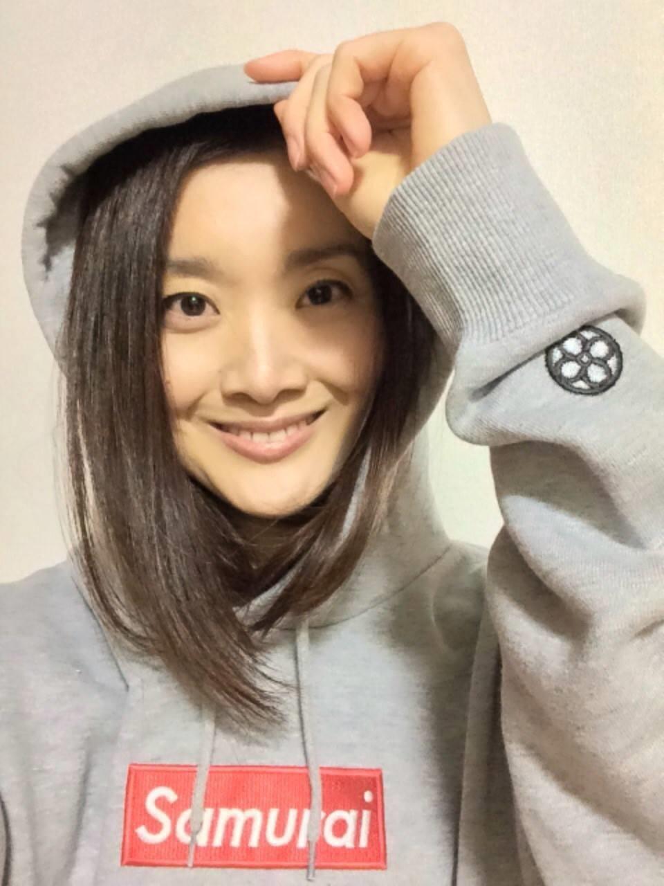 日女星久保寺淳子曾與吳朋奉交往過。圖/翻攝臉書