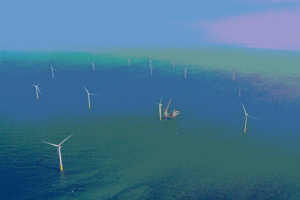離岸風電已實質帶動國內產業發展,未來區塊開發階段將搶攻亞太市場。能源局/提供
