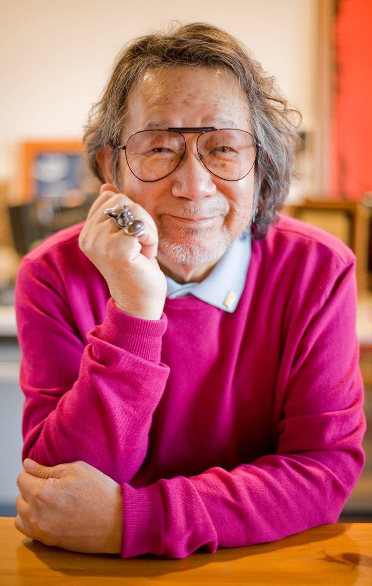 導演大林宣彥在癌症末期,仍心心念念電影的拍攝。圖/台北電影節提供