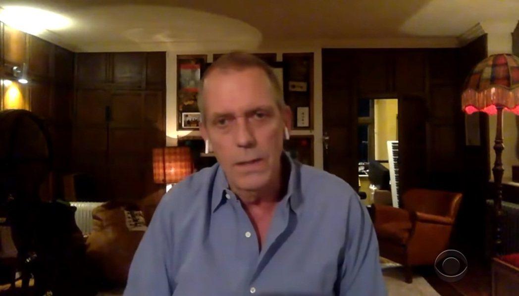 休羅瑞接受美國節目連線訪問,卻被八卦雜誌稱情緒失控、搞孤僻。圖/摘自YouTub...