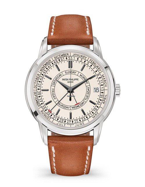 百達翡麗,Ref.5212A-001,Calatrava系列腕表,精鋼,40毫米...