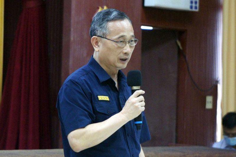 警政署長陳家欽的「黑道監票說」引發爭議。圖/聯合報系資料照片
