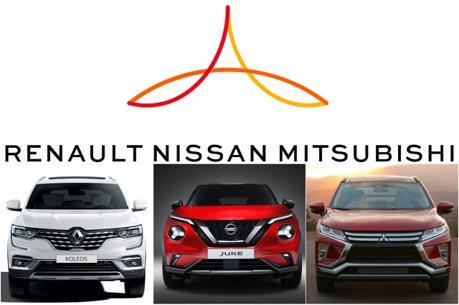 Renault-Nissan-Mitsubishi重整聯盟 強化三方合作平台