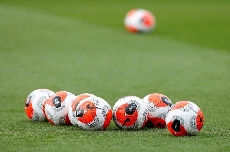 英格蘭足球超級聯賽將於6月17日重啟賽事。 路透