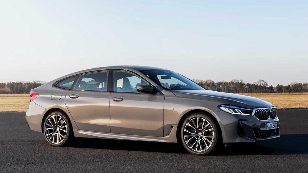 小改款BMW 6 Series Gran Turismo全車系導入48V Mil...