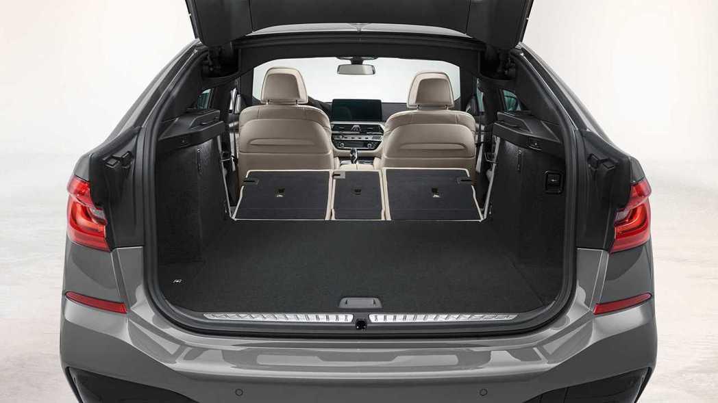 小改款BMW 6 Series Gran Turismo最多可提供1,800公升...