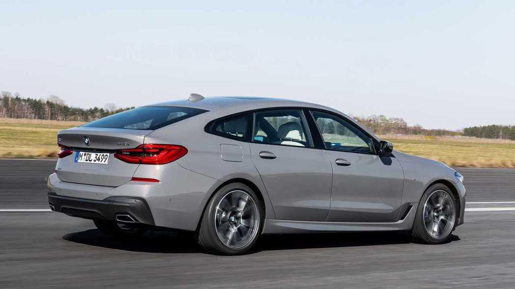 小改款BMW 6 Series Gran Turismo所提供的兩具汽油引擎包括...