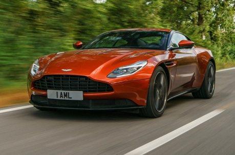 電動馬丁來了!Aston Martin將於2025年起生產電動跑車與休旅