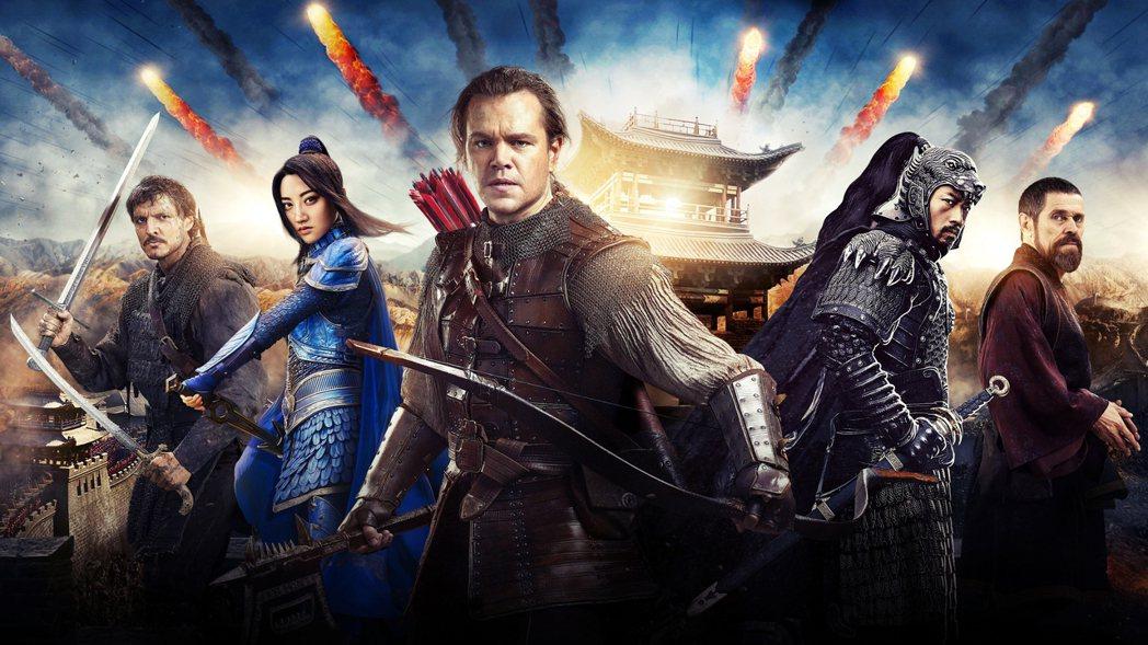 《長城》製作成本至少在2.5億美金,全球票房僅在3.32億美金,王健林的電影之路...