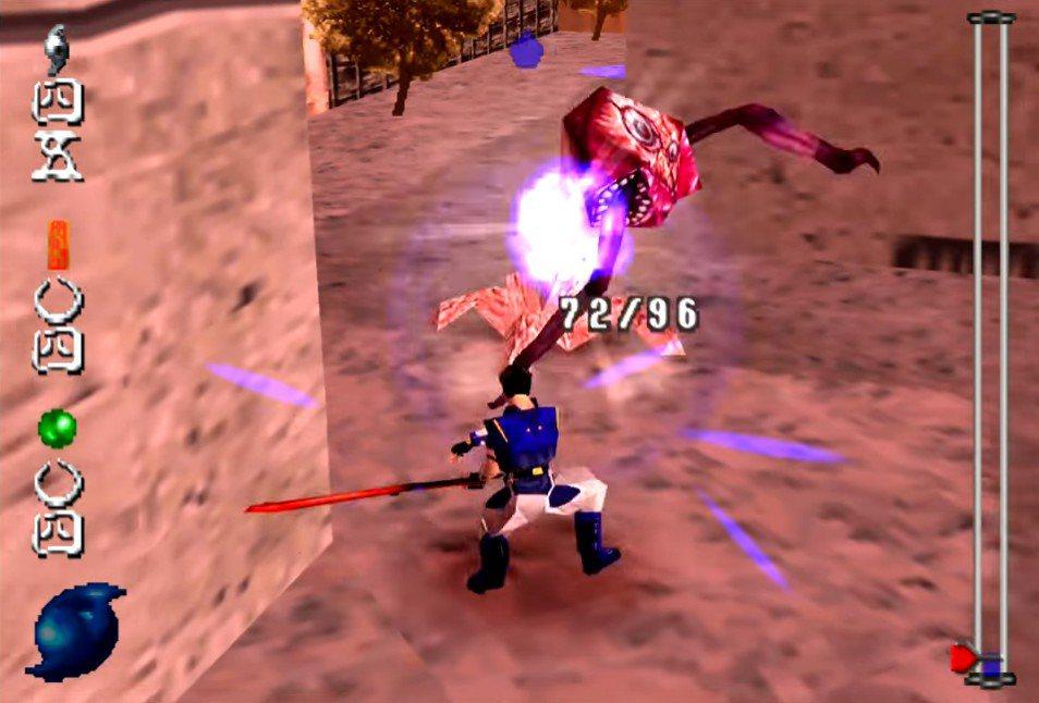 以現在眼光來看,雙界儀的動作性、操作跟打擊感,實在是不好,但 1998 年還是多...