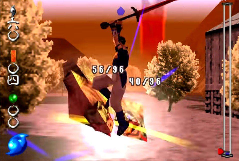 玩法主要是類似像《真三國無雙》那般的第三人稱,以動作砍殺敵人為主,搭配技能使用。