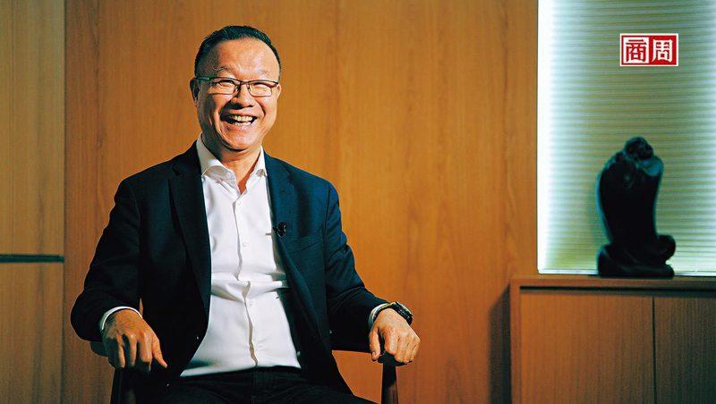 台灣引興董事長王慶華總在不斷思考改善所有事,包括自我形象。(攝影者.程思迪)