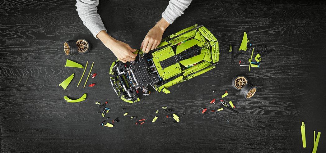 為LEGO Technic樂高科技系列第三台「Ultimate Collecto...