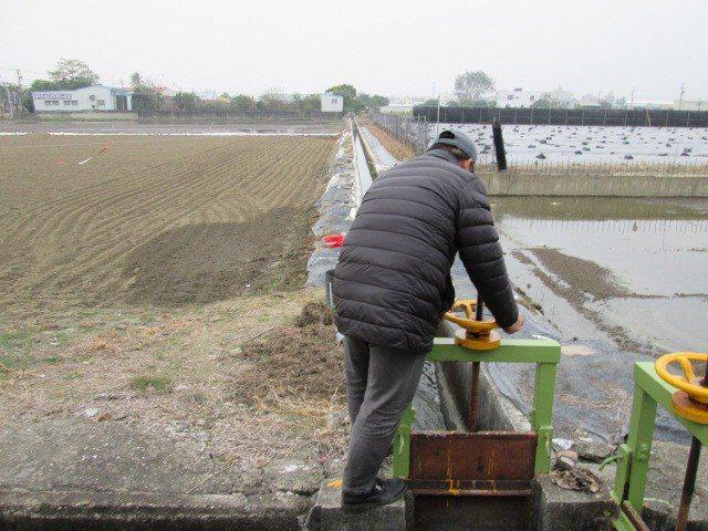 嘉南農田水利會公告二期作將順利如期供灌。圖/嘉南農田水利會提供