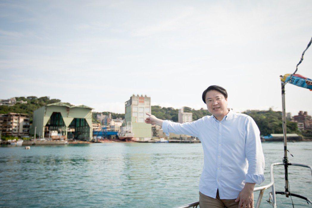 遠見施政滿意度第5名,林右昌:吊車尾變前段班進豐收期。圖/基隆市政府提供