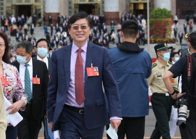 聯想集團董事長楊元慶。圖/澎湃新聞