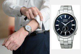 造型質感加分就是要買起來!Citizen升級腕表讓你搭出帥氣魅力