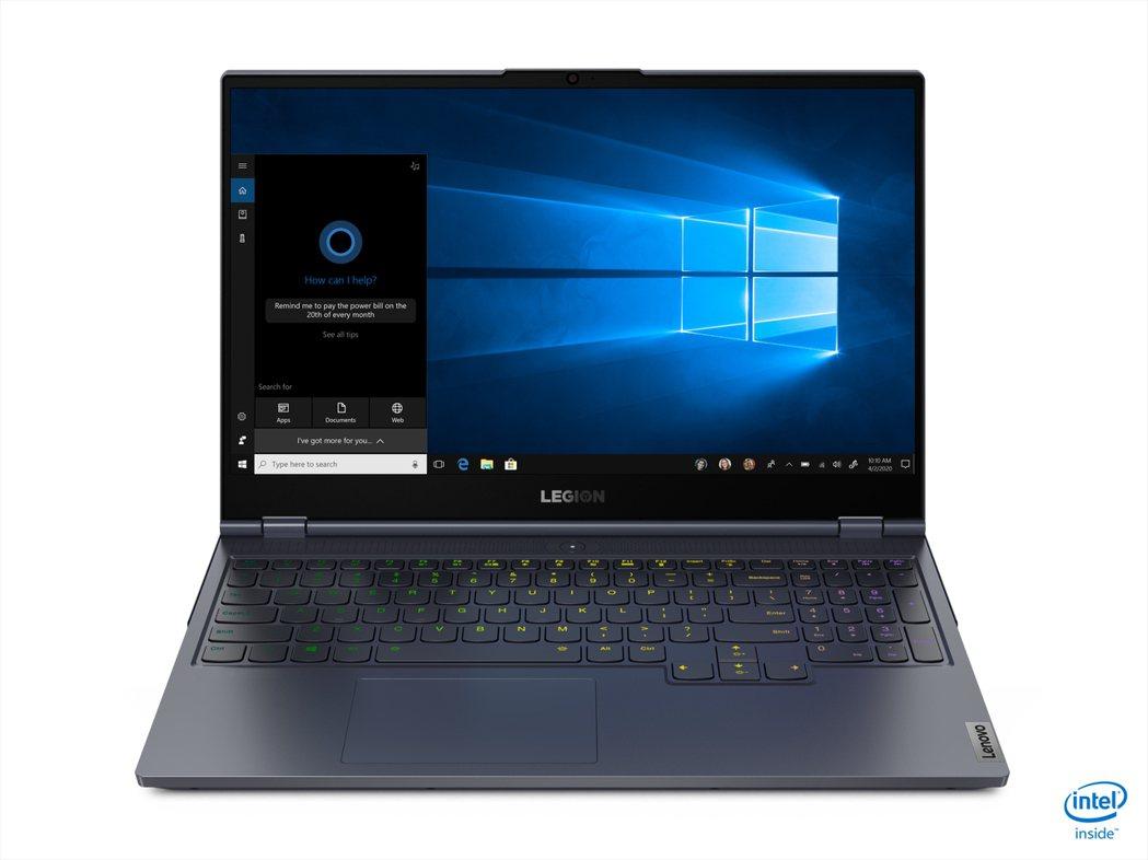 旗艦機種Legion 7i最高可搭載最新的第10代Intel Core i9 H...