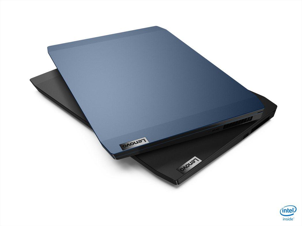 入門機種IdeaPad Gaming 3i推出暗黑藍及幽冥黑兩色,建議售價30,...