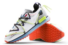 adidas、PUMA聯手設計師愛地球 讓回收垃圾變身時髦跑鞋