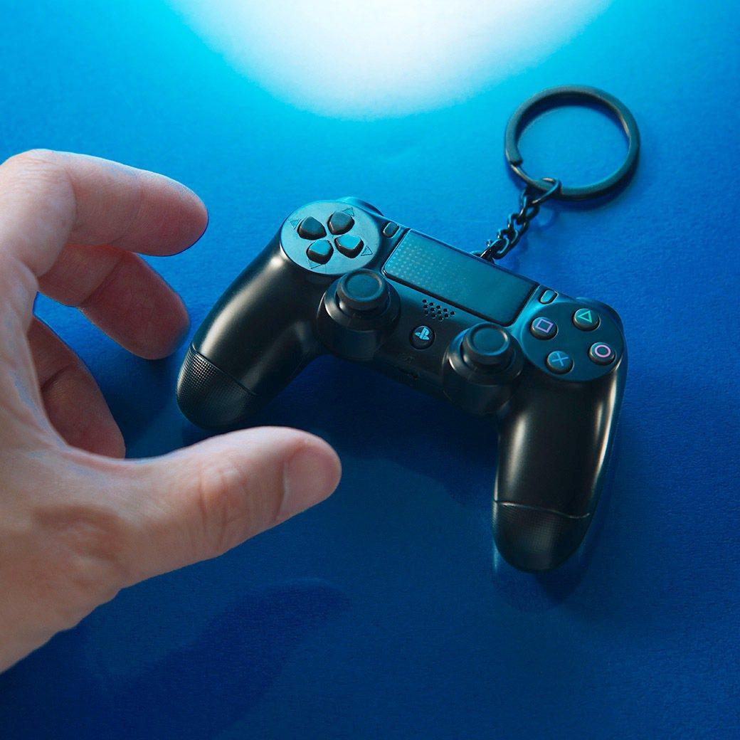 PlayStation DUALSHOCK 4無線控制器造型悠遊卡,將在6月3日...