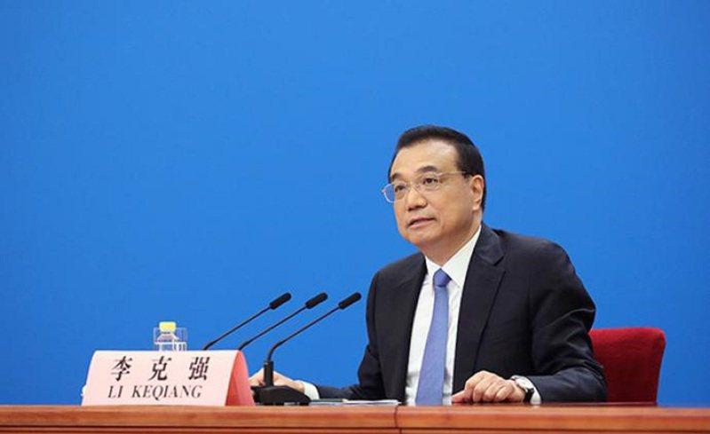 大陸國務院總理李克強。圖/新華社