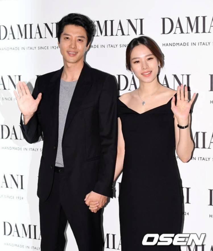 結婚近3年的李東健(左)、趙胤熙已協調離婚。圖/摘自OSEN
