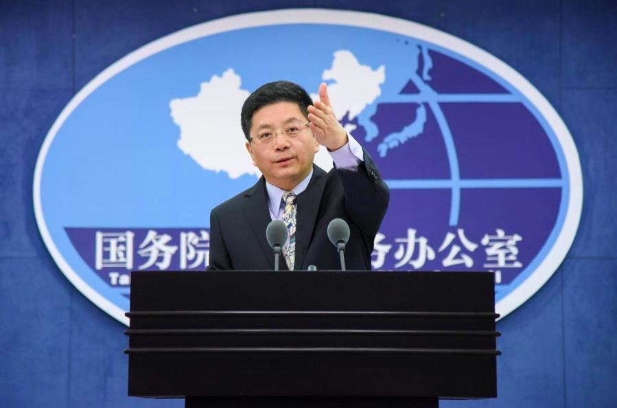 回應台「救援行動」 國台辦:警告台灣停止趁火打劫