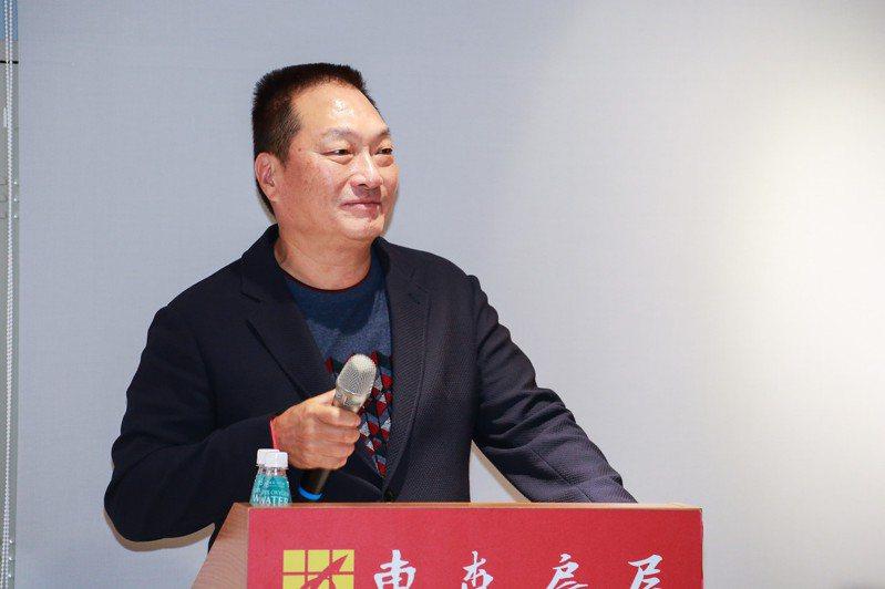 東森集團總裁王令麟表示,將對旗下事業體東森房屋之加盟店將採取「東森嚴選」的品質辦理。圖/東森提供