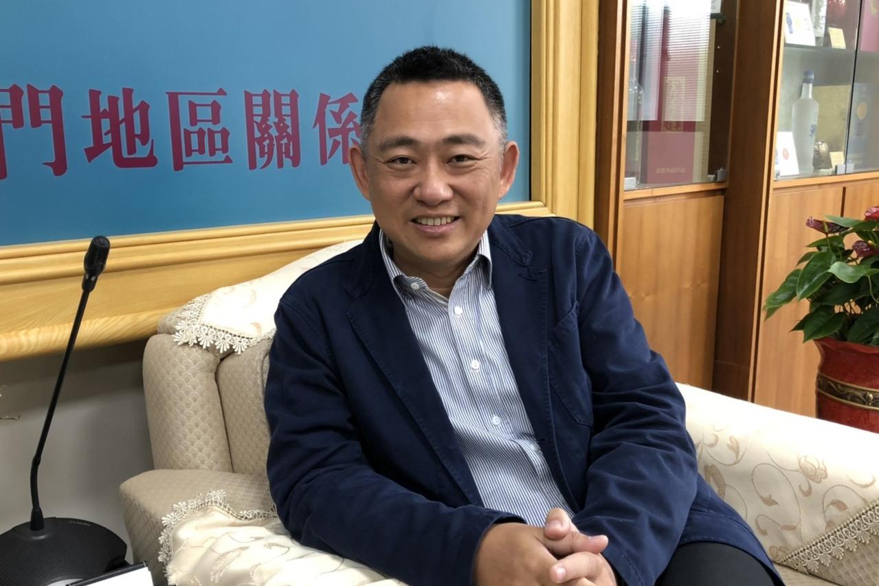 縣長施政滿意度金門15名 楊鎮浯:民眾有感比去年進步