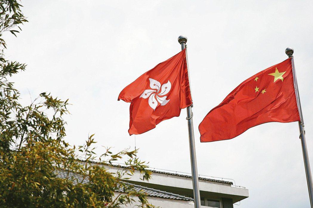 北京制訂「港版國安法」,美國將祭制裁措施,香港可能受到影響。(本報系資料庫)