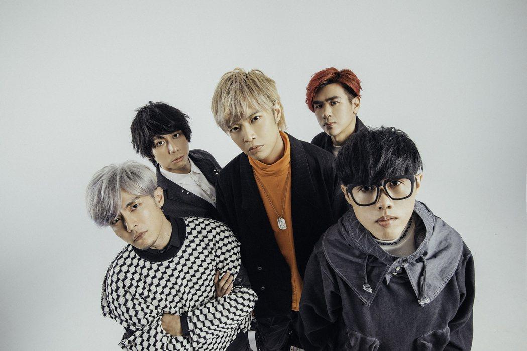 八三夭宣布舉辦線上演唱會。圖/KKLIVE提供