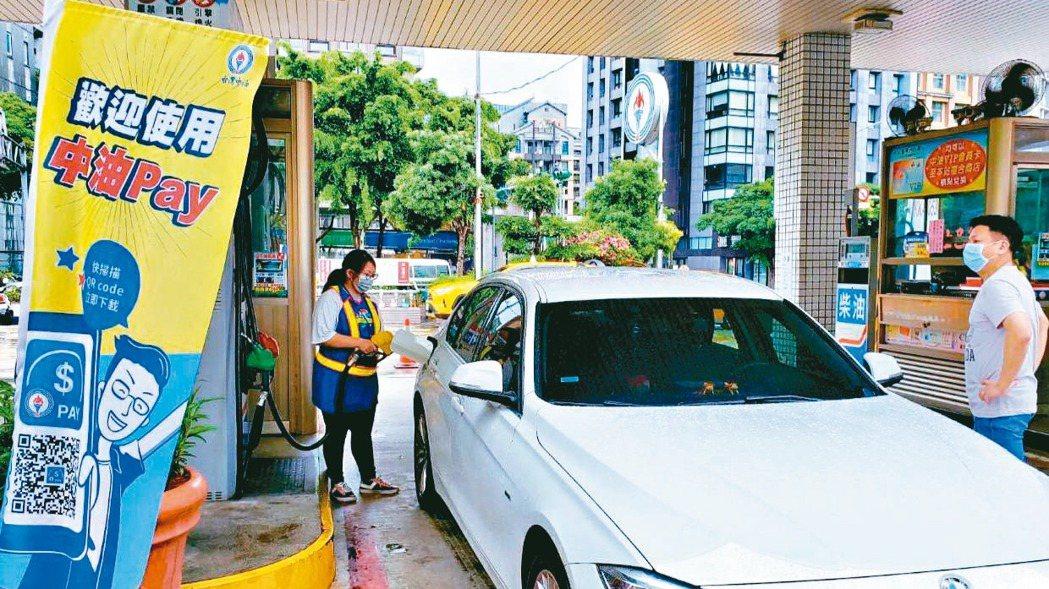 根據中油浮動油價調整機制計算,下周國內汽、柴油零售價格每公升恐分別大漲1.8元及...